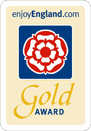 Enjoy England Gold Award